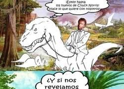 Enlace a Así murieron los dinosaurios