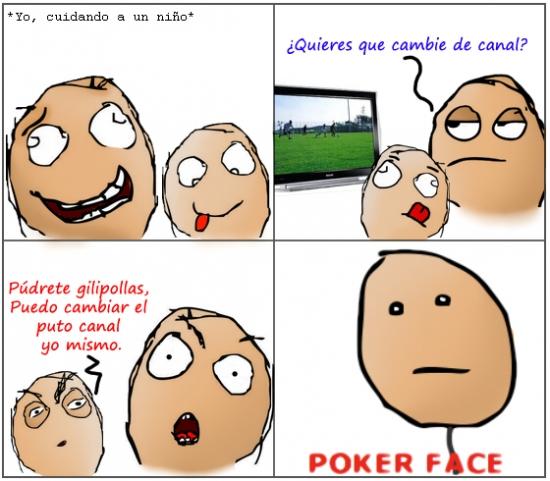 Pokerface - La juventud de hoy en día