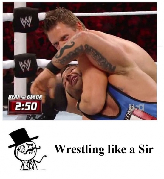 Feel_like_a_sir - Wrestling like a Sir