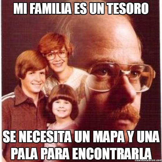 Meme_otros - Mi familia es un tesoro