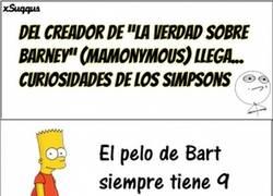Enlace a Curiosidades sobre Los Simpson