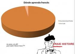 Enlace a ¿Dónde aprendes francés?