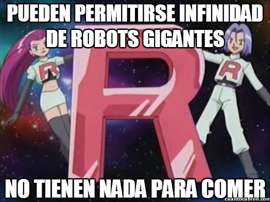 Meme_otros - Pueden permitirse infinidad de robots gigantes