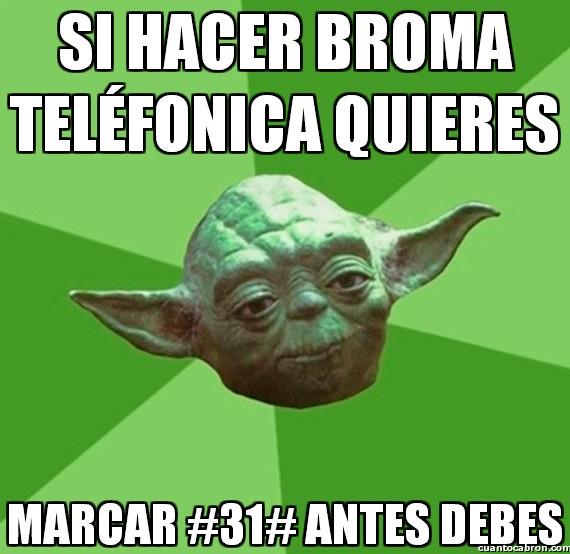 Consejos_yoda_da - Mantener el anonimato gracias a Yoda
