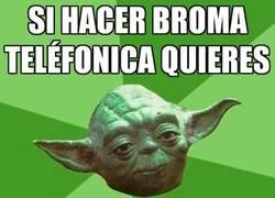 Enlace a Mantener el anonimato gracias a Yoda