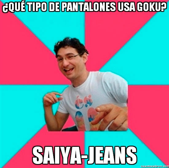 Bad_joke_deivid - Los pantalones de Goku