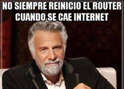 Enlace a ¿Desea reiniciar el router?
