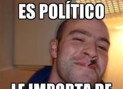 Enlace a El político utópico