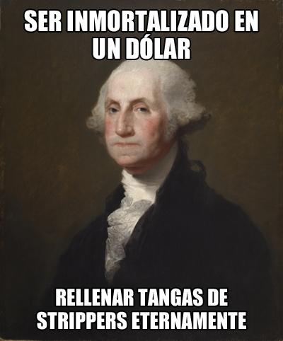 billete,dolar,george washington,strippers