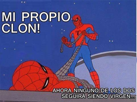Spiderman60s - Spiderman y la solución a la virginidad