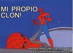 Enlace a Spiderman y la solución a la virginidad