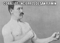 Enlace a San Fermín desafiante