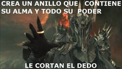 Enlace a Bad Luck Sauron