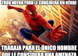 Enlace a Todo Nueva York le considera un héroe