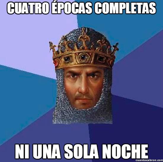 Age_of_empires - En el Age of Empires siempre es de día