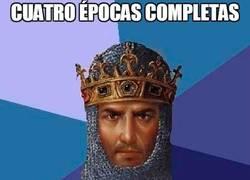 Enlace a En el Age of Empires siempre es de día
