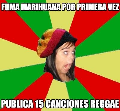 Amiga_facebook_molesta - Atención a la nueva rastafari