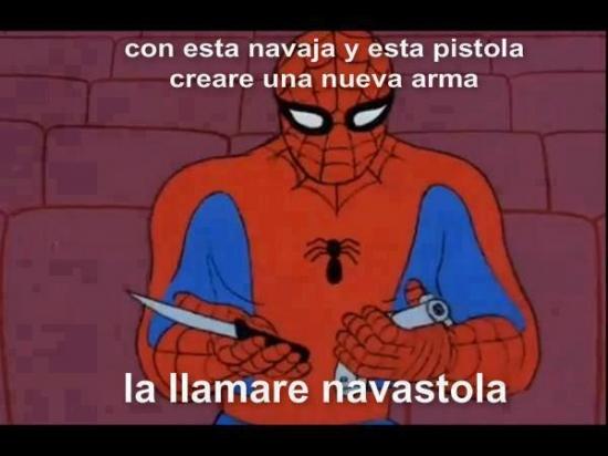 Spiderman60s - La nueva y fantástica ''navastola''