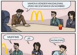 Enlace a Ideas de McDonalds