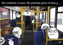Enlace a En el bus cuando...