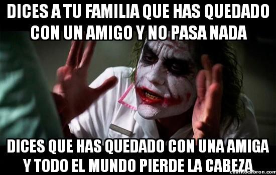 Joker - ¡Y que empiecen las explicaciones!