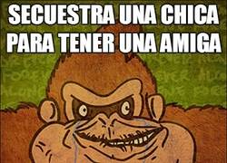 Enlace a Forever Donkey Kong Alone