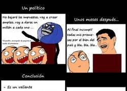 Enlace a Las ventajas de ser político