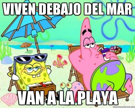 Meme_otros - Todo el mundo tiene derecho a unas vacaciones