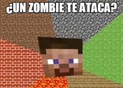 Enlace a ¿Un zombie te ataca?