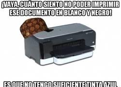 Enlace a La impresora, reina troll del mundo de la tecnología