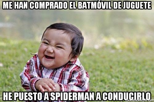 batmovil,cochecito,comprar,conducir,juguete,spiderman