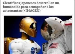 Enlace a Hasta los astronautas se sienten forever alone