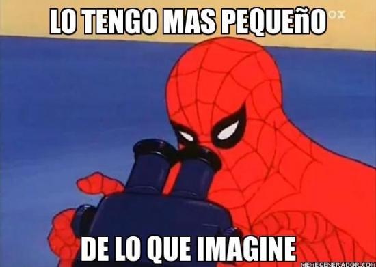 Spiderman60s - Vaya chasco se ha llevado el pobre Spidey
