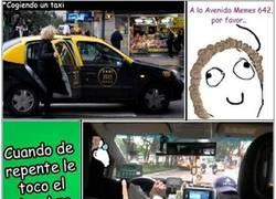 Enlace a El taxista reconvertido laboralmente
