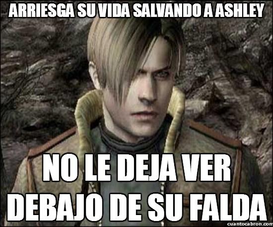Meme_otros - Bad Luck Leon