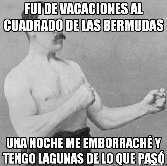 Overly_manly_man - Las vacaciones de Overly Manly Man