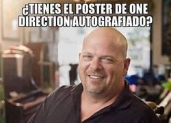 Enlace a Poster de One Direction