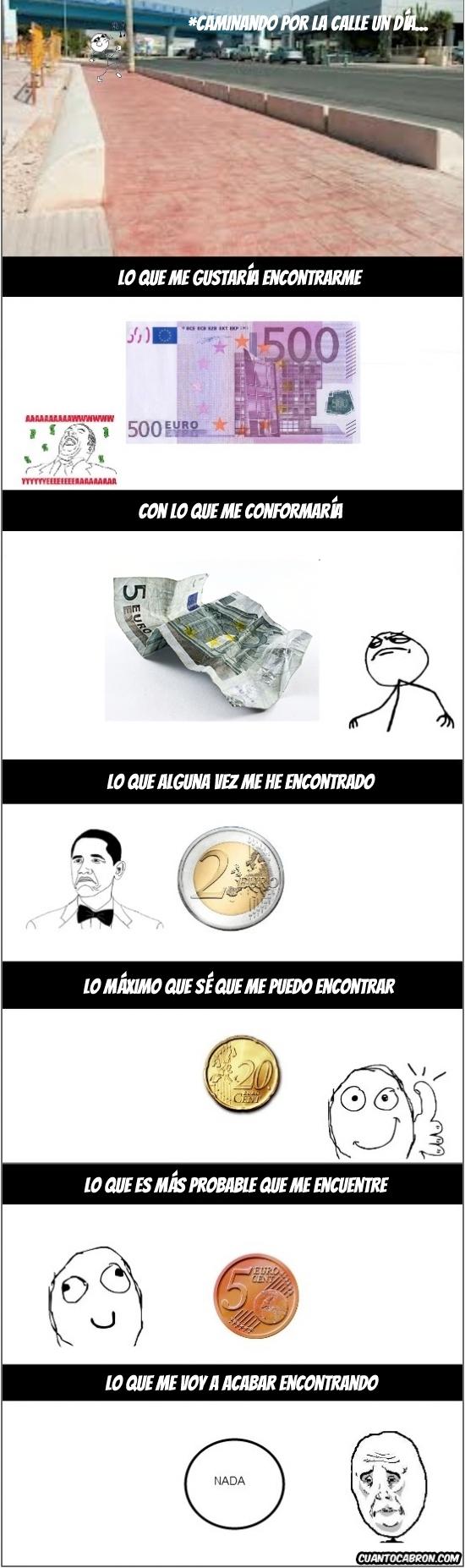 Okay - El dinero de nuestro camino
