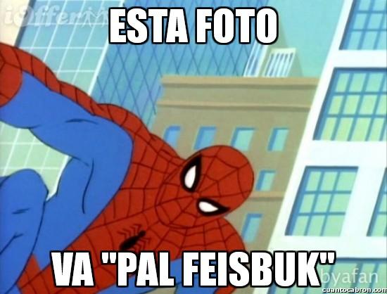 Spiderman60s - Foto feisbuk