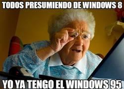 Enlace a Todos presumiendo de Windows 8