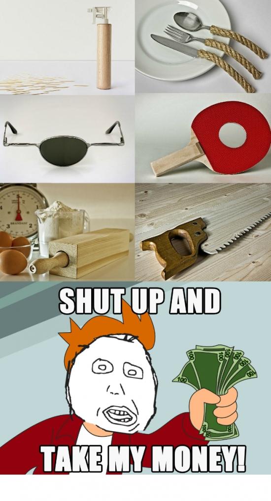 Fry - Inventos inútiles pero que molan