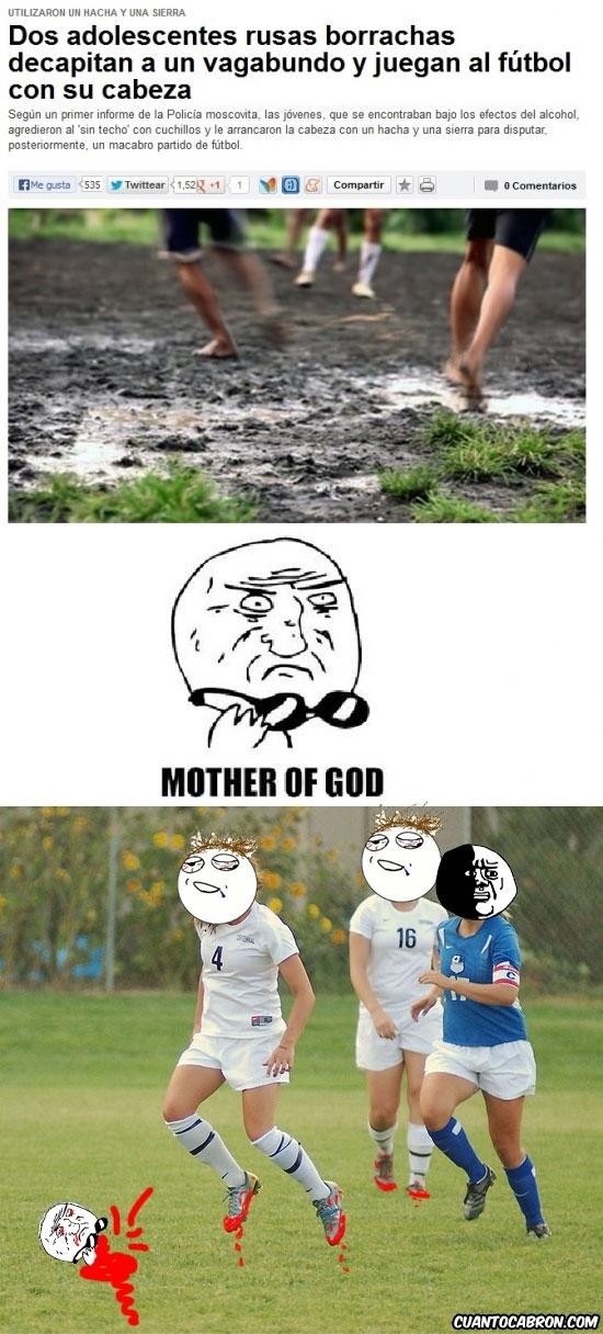 Mother_of_god - Estas jovencitas rusas de hoy en día...