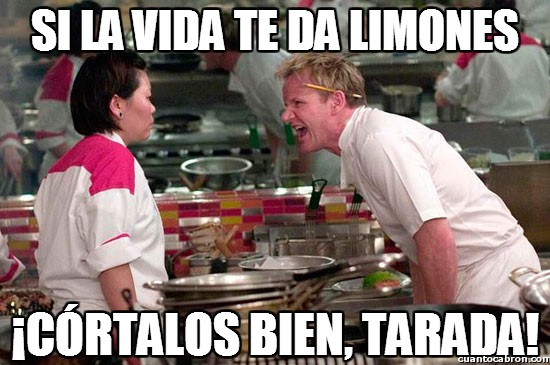 Chef_ramsay - Si la vida te da limones