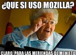 Enlace a ¿Que si uso Mozilla?