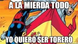 Enlace a Tal vez si Spiderman hubiera sido español...
