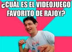 Enlace a ¿Cuál es el videojuego favorito de Rajoy?