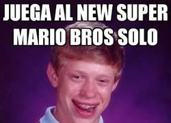 Enlace a No digo que Luigi no mole, pero no es lo mismo