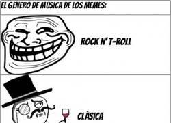 Enlace a Los memes y la música