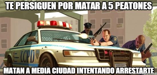 Meme_otros - Te persiguen por matar a 5 peatones
