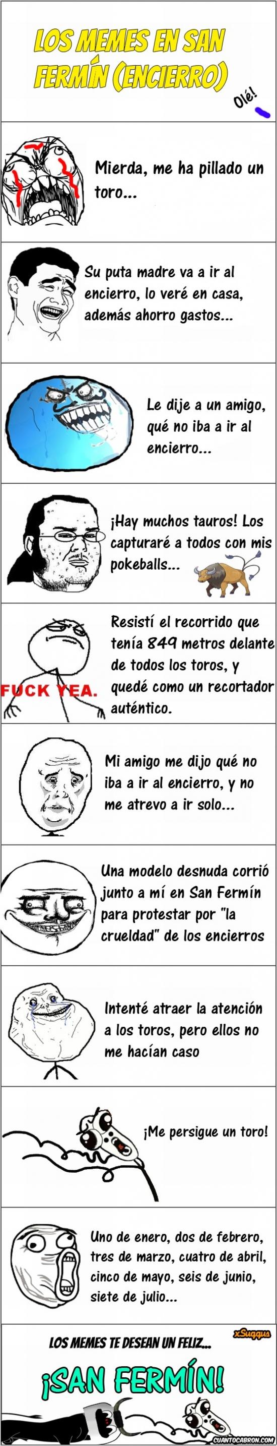 Mix - ¡Feliz San Fermín 2013!